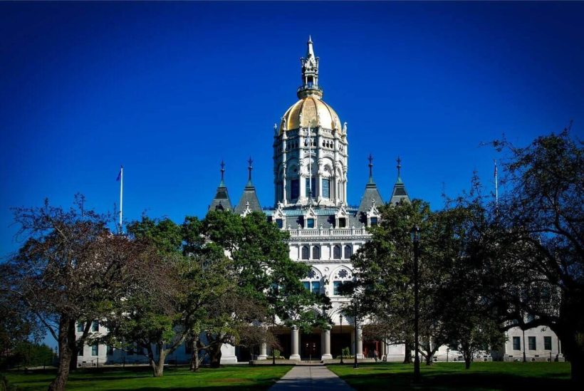 Hartford, CT State Capitol Building
